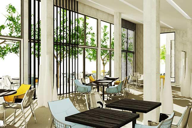 hotel sezz em saint tropez referans. Black Bedroom Furniture Sets. Home Design Ideas