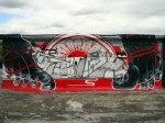 Os murais da dupla How & Nosm