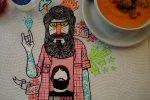 Arte no horário de almoço