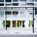Vitrine Pivotante | Loja da Atrium em Londres