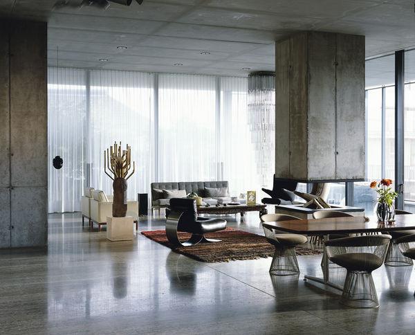 Bunker alem o vira casa minimalista referans for Casa minimalista historia